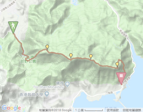 Pat Sin Leng‧Hiking in Hong Kong - WalkOnHill com