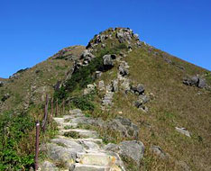 Climb to Lantau Peak